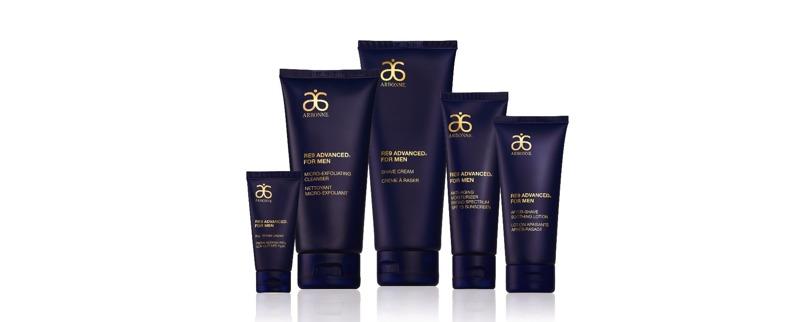 Arbonne RE9 Mens Advanced Skincare Collection