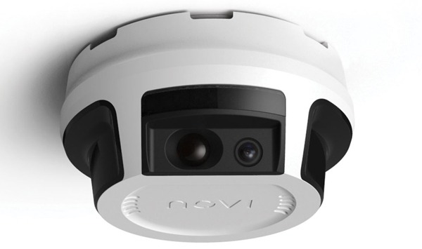Novi Security 4-in-1 home security system
