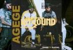 Tekno x Zlatan - Agege Instrumental (Prod. HitSound)