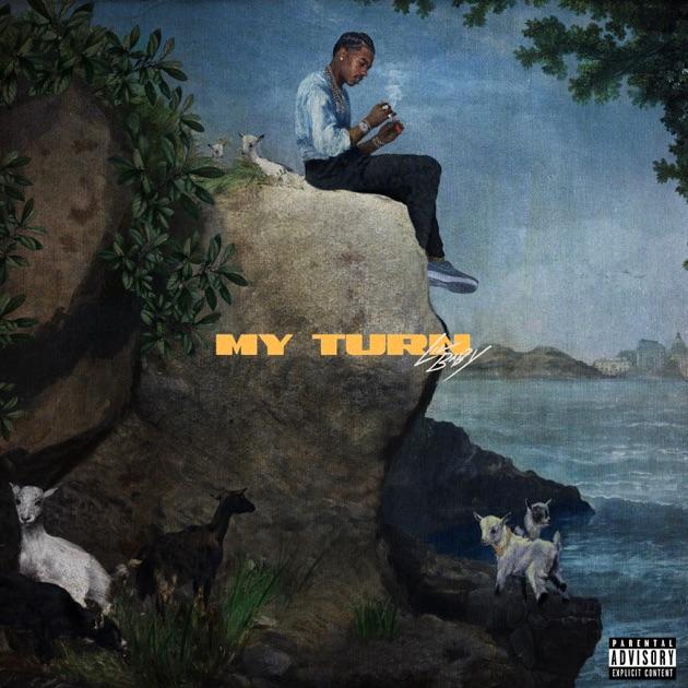 Lil Baby - My Turn Album (Cover Art)