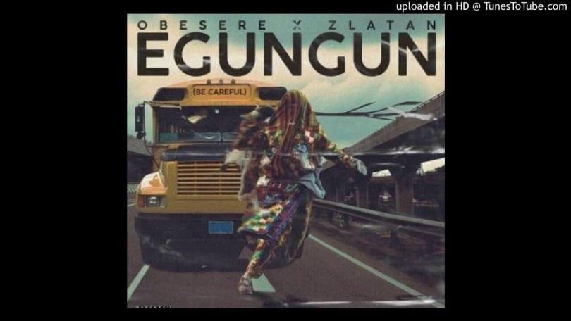 Zlatan X Obesere - Egungun Be Careful (Instrumental) Mp3 Download