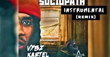 Vybz Kartel - Sociopath (Instrumental)
