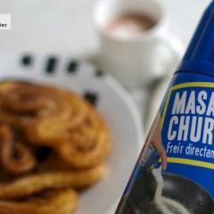 Churros recién hechos en casa: nueva masa en spray de Mercadona