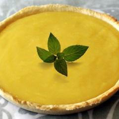 Deliciosa Tarta de Limón Lemon Curd