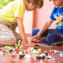 Jugando con Lego y el Poder de las Tortugas Ninja
