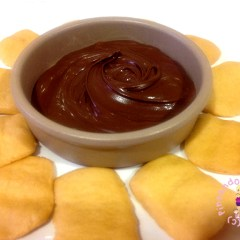 Crema Casera de Chocolate tipo Nutella o Nocilla