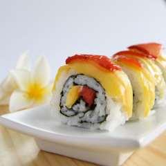 Frushi, el Sushi de Frutas