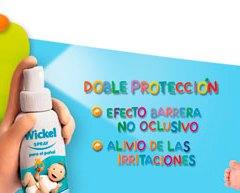 Probamos Wickel Spray para la Dermatitis del Pañal bfe3b0e826c