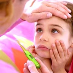Cómo actuar en caso de vómito en niños