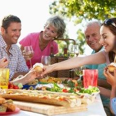 Hábitos Dietéticos Saludables en las Familias
