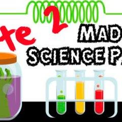 Una Fiesta de Cumpleaños de Científicos Locos Parte 2