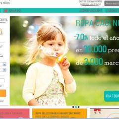 Tienda Online de Ropa Casi Nueva y sin Estrenar para Niños