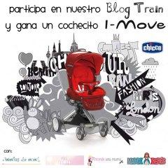Participa en nuestro Blog Train: Sorteo I-Move de Chicco