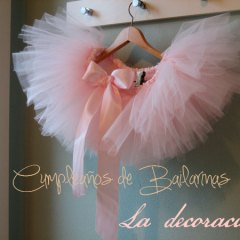 Fiesta de Cumpleaños de Bailarina Parte 1