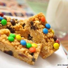 Barritas de Desayuno con Cereales para Niños