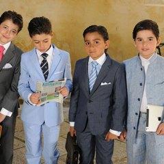 Trajes de Comunión para Niños de José Varón