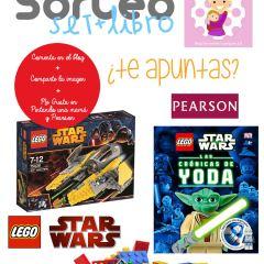 Sorteo Especial con Pearson y LEGO