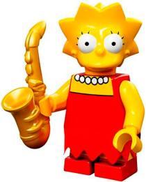 LEGO_Lisa_Simpson_PintandoUnaMama