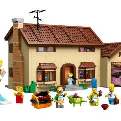 Figuras Lego de Los Simpsons
