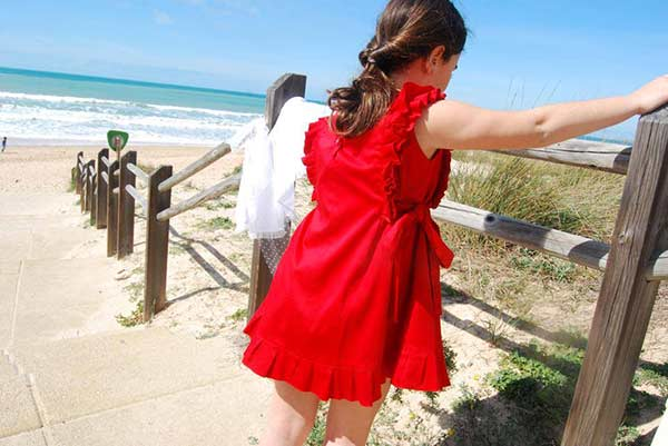 vestido_rojo_Lasuanzes_PintandoUnaMama