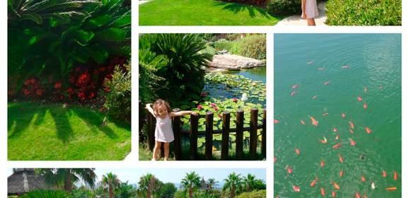 Hotel Asia Gardens Barceló en Familia