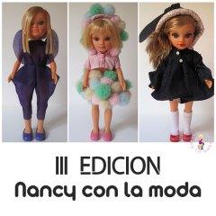Ganadores Nancy con la Moda III Edición