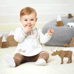 Colección Newborn de Prénatal: Moda Infantil para Bebés y Niños