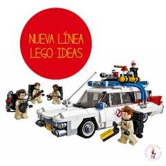 LEGO Presenta su Nueva Línea LEGO IDEAS