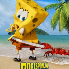 La Nueva Película de Bob Esponja y Mega Brands