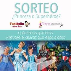 Disfraces de Princesas y Superhéroes en Funidelia