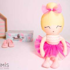 Las Minimís, Adorables Muñecas de Tela