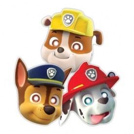 patrulla canina caretas
