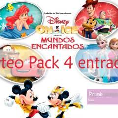 Disney OnIce Mundos Encantados