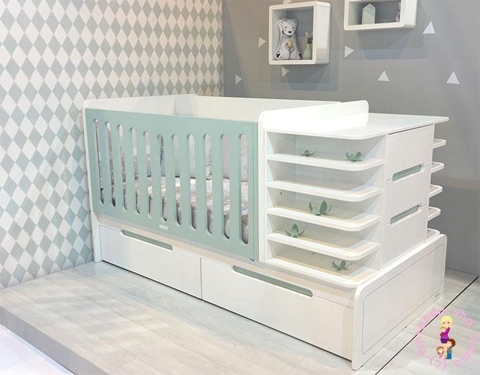7 Cunas Ideales para Bebés