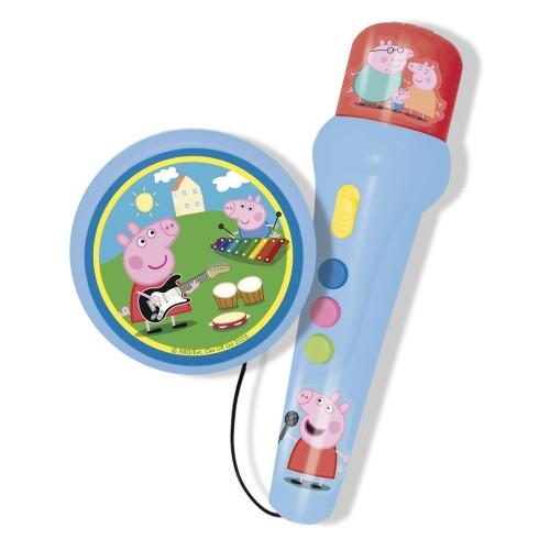 microfono-peppa-pig
