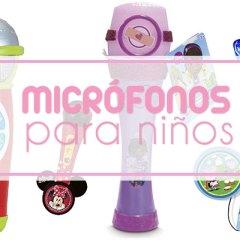 Micrófonos para Niños