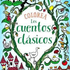 Libros para Colorear Los Cuentos Clásicos