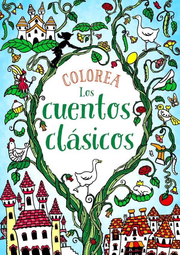 Libros-para-Colorear-Los-Cuentos-Clasicos