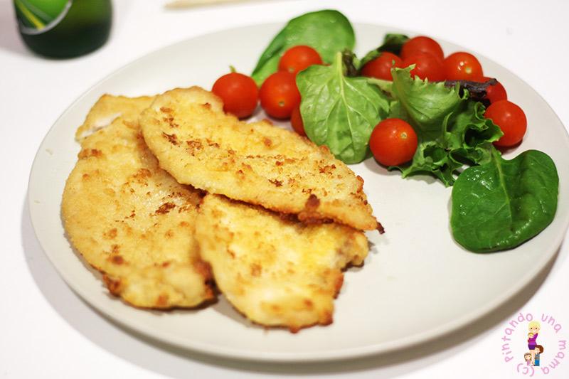pollo-empanado-al-horno