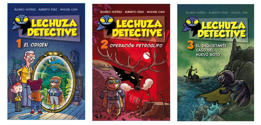 Lechuza-Detective