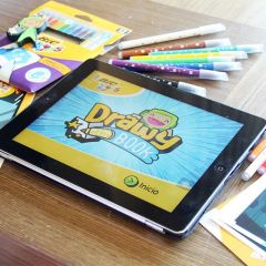 App Educativa Drawybook de Bic