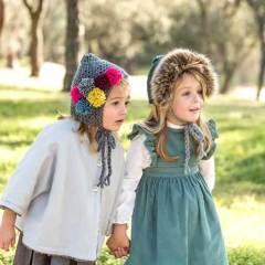 Tocados y Gorros de Invierno para Niñas de Olivia y Cloe