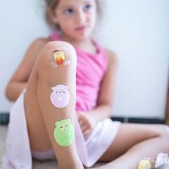 Cuddlings Plasters: Las Tiritas de Peluche para Niños