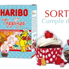 Haribo Toppings para Decorar