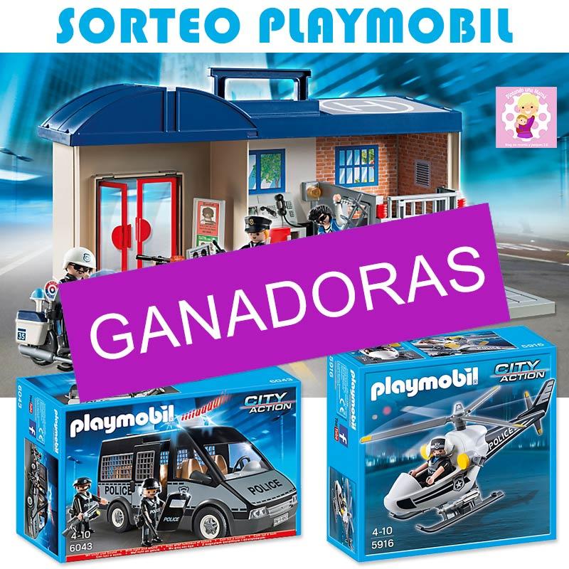 sorteo playmobil