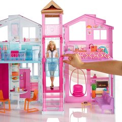 Nueva Súper Casa de Barbie