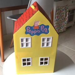 Diviértete con La Casa de Peppa Pig de Juguete