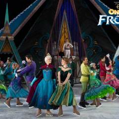 Sorteo de Entradas para Disney On Ice Frozen 2017
