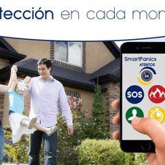 SmartPanics, la App contra Secuestros