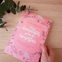 Tres Diamantes para Tu Bienestar, el libro de Laura Miranda
